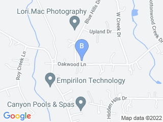 Map of Chicos Place Dog Boarding options in Dripping Springs | Boarding