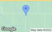Map of Iowa, LA