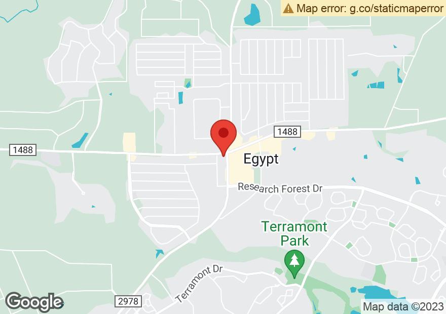 Google Map of 6707 FM 1488 RD