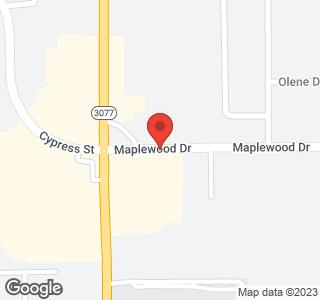 1709 Maplewood Dr.