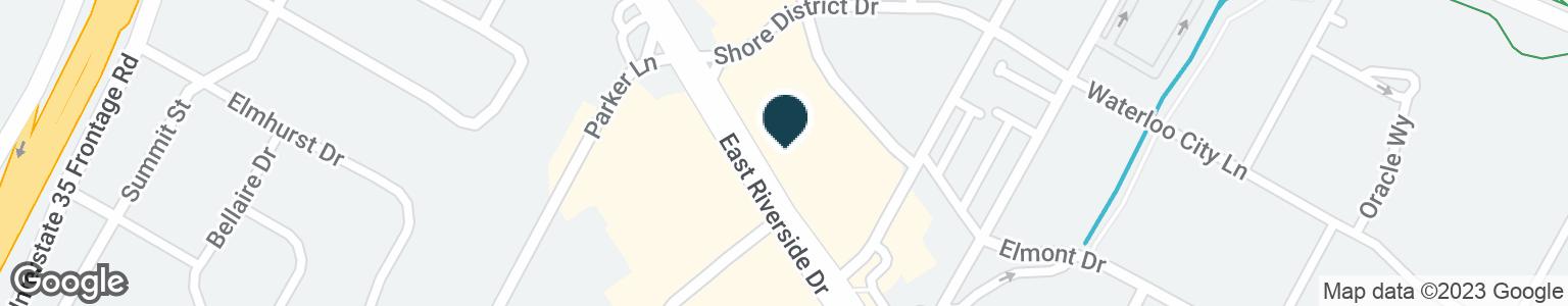 Google Map of1920 E RIVERSIDE DR