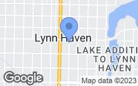 Map of Lynn Haven, FL