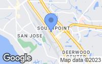 Map of Jacksonville, FL