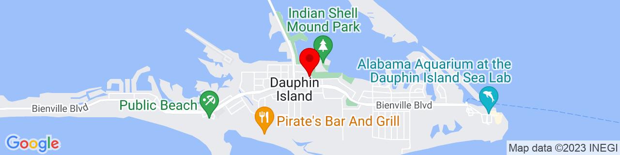 Google Map of 30.255555555555556, -88.10972222222222