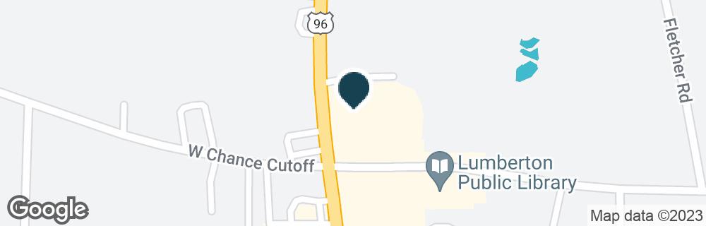 Google Map of902 N MAIN ST