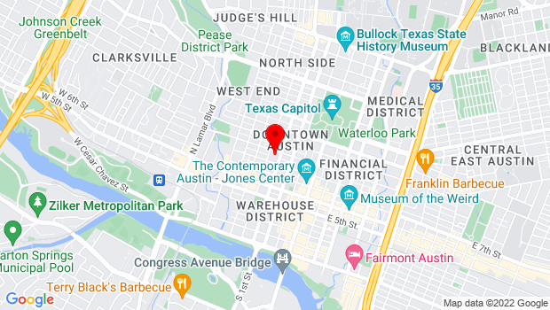 Google Map of 810 Guadalupe, Austin, TX 78741