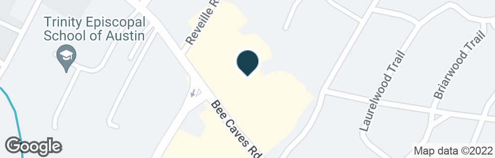 Google Map of3700 BEE CAVES RD