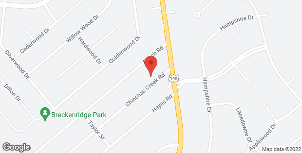 40807 CHINCHAS CREEK Road Slidell LA 70461