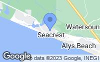 Map of Seacrest, FL