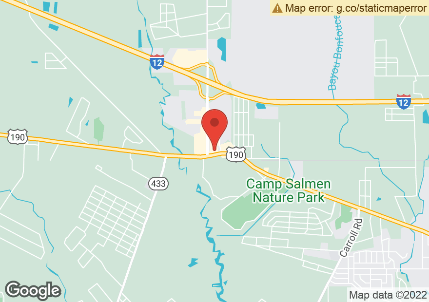 Google Map of 2180 GAUSE BLVD W