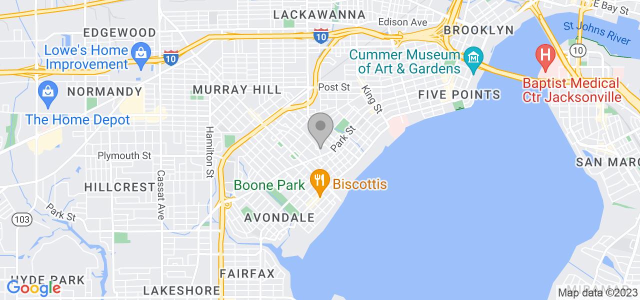 1471 Belvedere Ave, Jacksonville, FL 32205, US