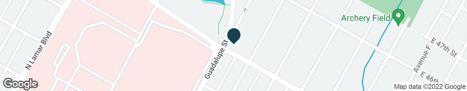Google Map of4501 GUADALUPE ST