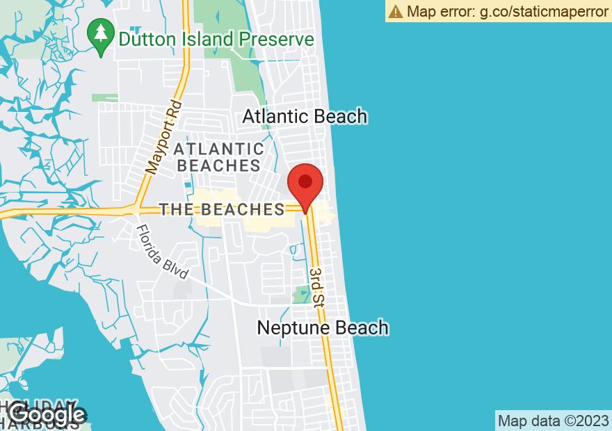 Google Map of 406 ATLANTIC BLVD