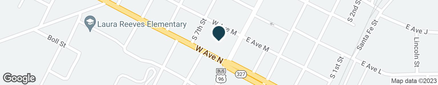 Google Map of496 HIGHWAY 96 S