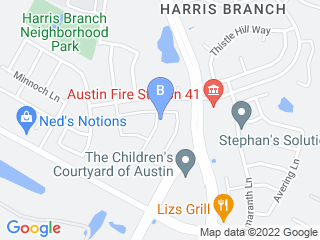 Map of Bag N Wag Pet Services LLC Dog Boarding options in Austin | Boarding