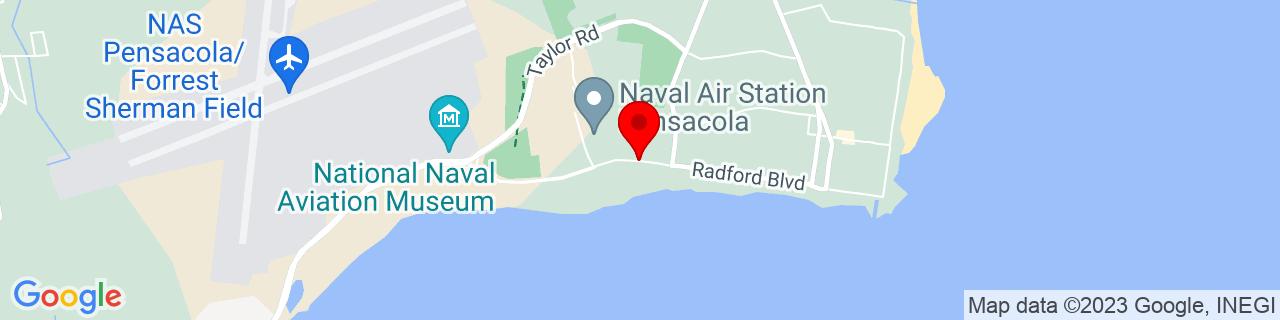 Google Map of 30.348226, -87.287483
