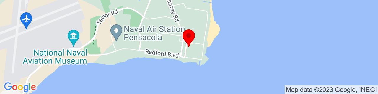 Google Map of 30.3487235, -87.2703212