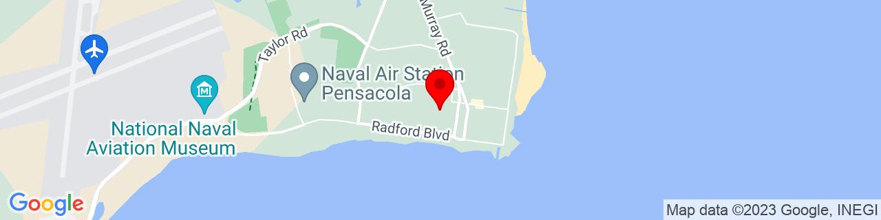 Google Map of 30.349254, -87.2744147