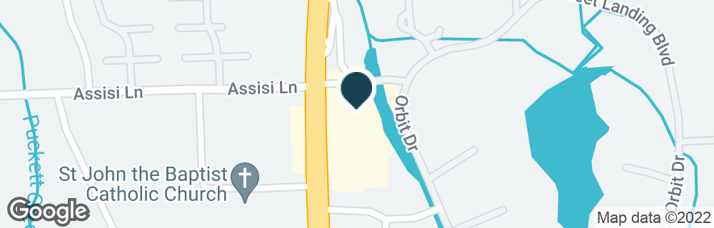 Google Map of2405 MAYPORT RD