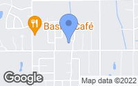 Map of Long Beach, MS