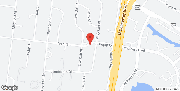COPAL Street Mandeville LA 70448