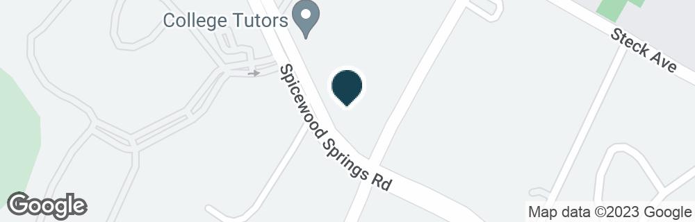 Google Map of8104 MESA DR
