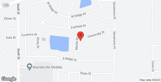 1926 MARLIN Drive Mandeville LA 70448