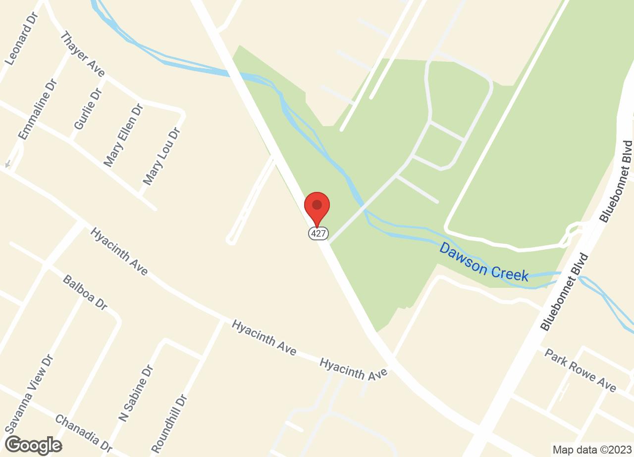 Google Map of VCA All Pets Animal Hospital