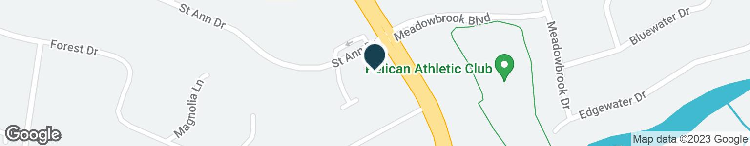 Google Map of2880 HIGHWAY 190