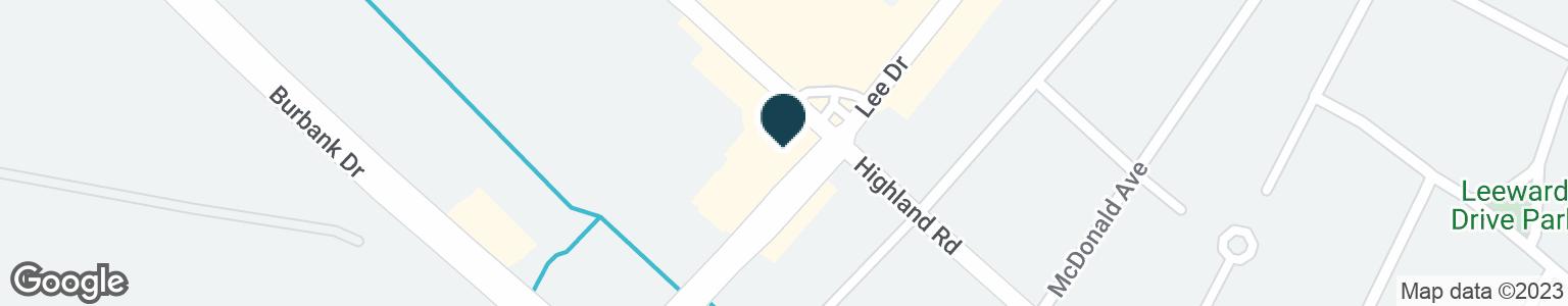 Google Map of5298 HIGHLAND RD