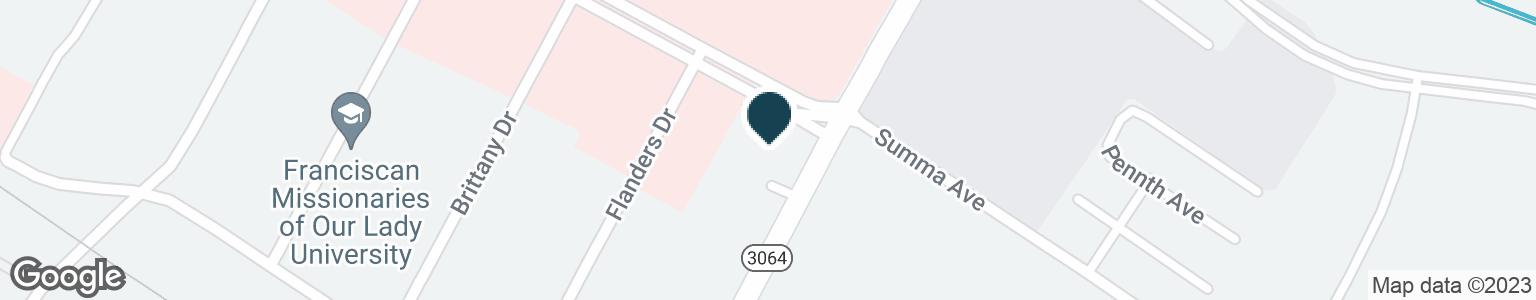 Google Map of5112 ESSEN LN