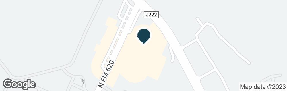 Google Map of6911 RANCH ROAD 620 N