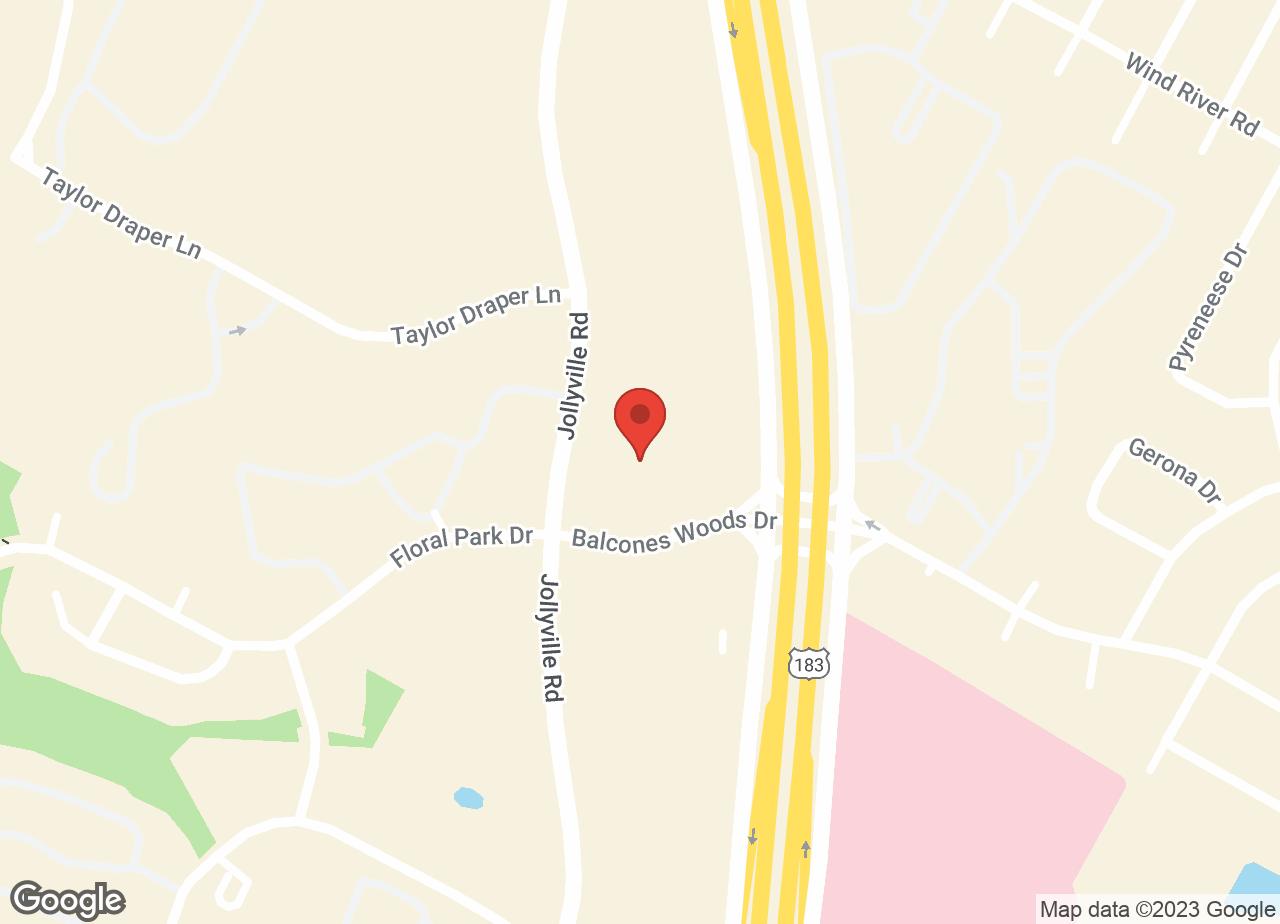 Google Map of VCA Arbor Animal Hospital