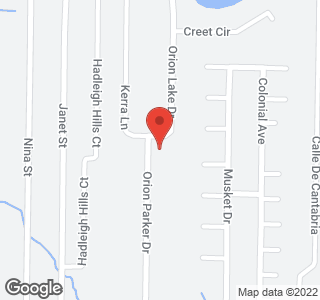 2208 Orion Lake Drive