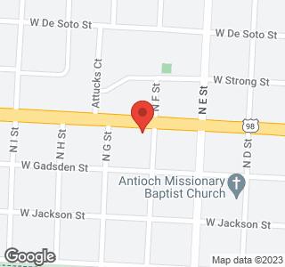 1203 W Cervantes Street