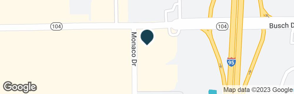 Google Map of866 DUNN AVE