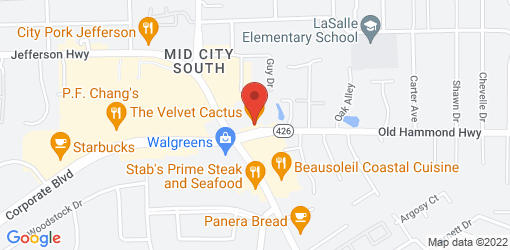 Directions to The Velvet Cactus