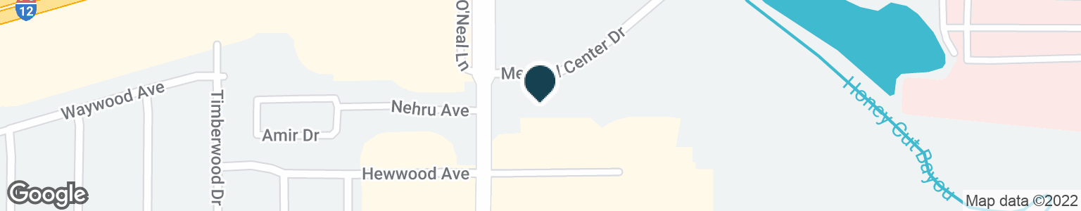 Google Map of2001 ONEAL LN