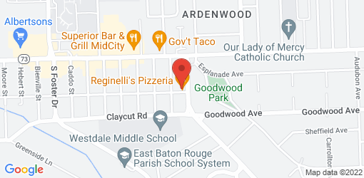 Directions to Reginelli's Pizzeria