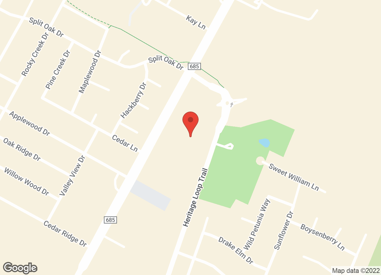 Google Map of VCA Hometown Animal Hospital