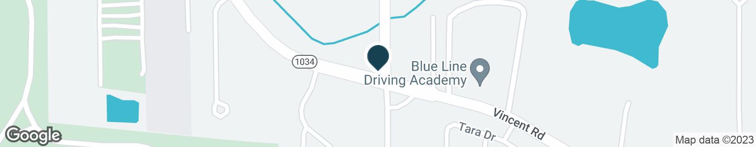 Google Map of3081 S RANGE AVE