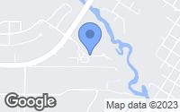 Map of Covington, LA