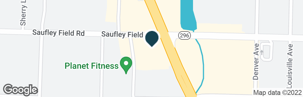 Google Map of5995 MOBILE HWY