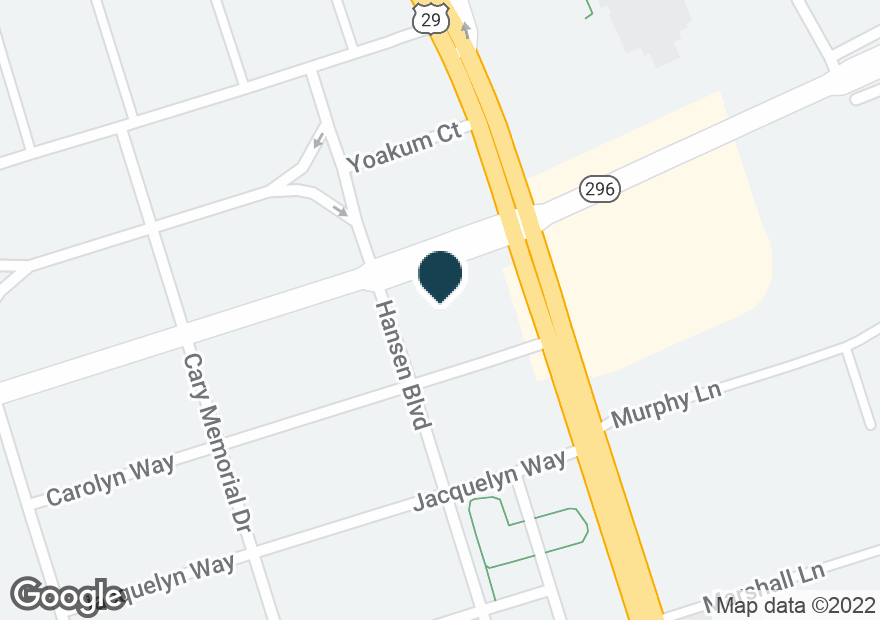 Google Map of85 BEVERLY PKWY