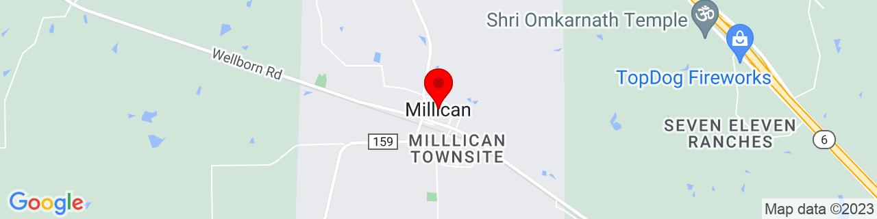 Google Map of 30.4685377, -96.2024593