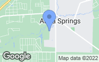 Map of Abita Springs, LA