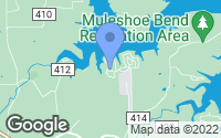 Map of Spicewood, TX