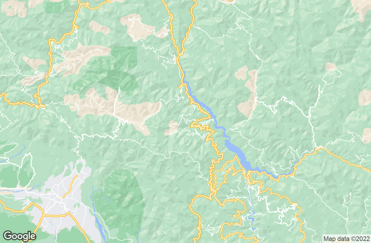 Google Map of Kanatal