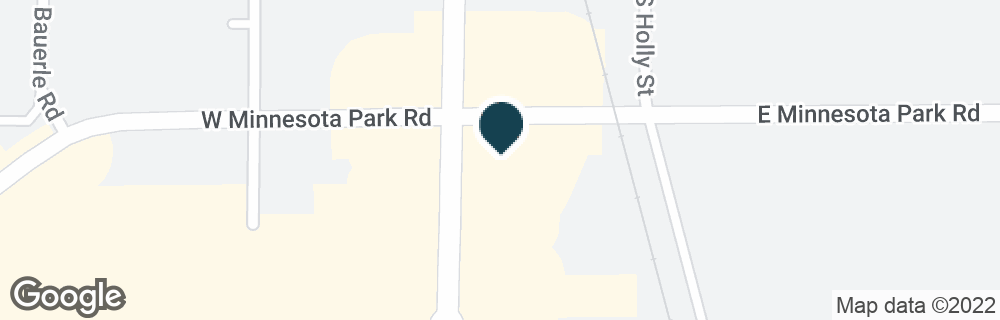 Google Map of1801 SW RAILROAD AVE