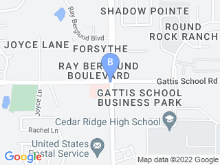 Map of Pet Sitting by Jenny Dog Boarding options in Round Rock | Boarding